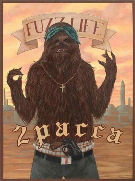 Fuzzlife: 2pacca