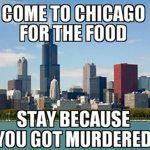 Wanna Stay in Chicago?