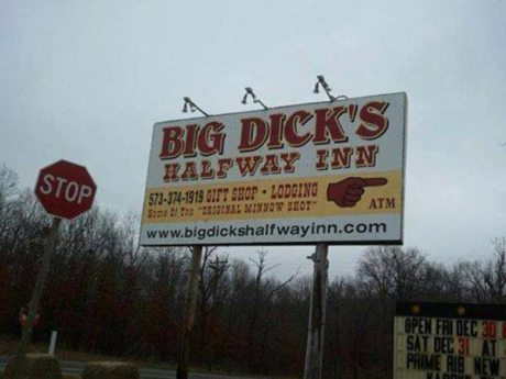 Big Dick's Halway Inn of Eastern Missouri