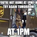 UPS Logic Fail