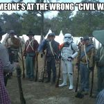 Wrong Civil War, Stormtrooper
