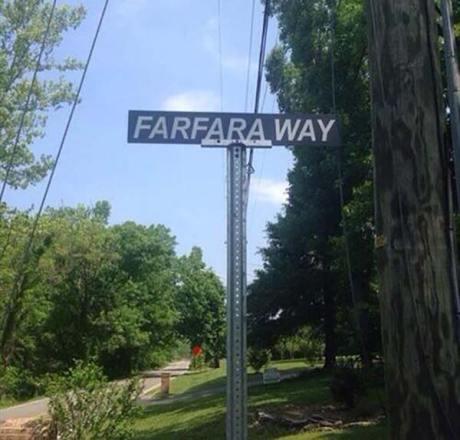 Farfara Way