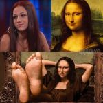 Mona Lisa: Cash Me Outside! Howbahdah?