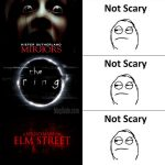 Horror Movies: What Scares YOU?