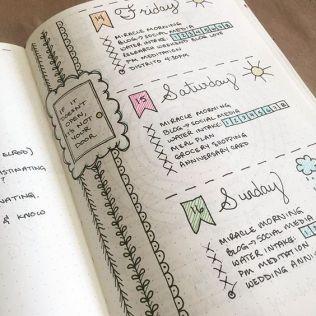 Organize-se com o Bullet Journal - Blog Izabela Silva