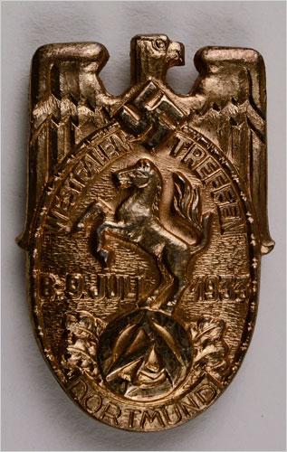 Hitler Badge
