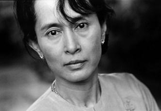 Aung Ang Suu Kyi