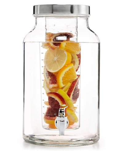 An even larger batch will go a long way to serve family and friends, The Cellar Water Infuser, 1.5 gallons - Macy's