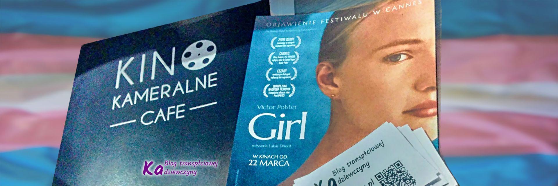 Film Girl z dyskusją, Gdańsk, Kino Kameralne Cafe, Tolerado, Ka