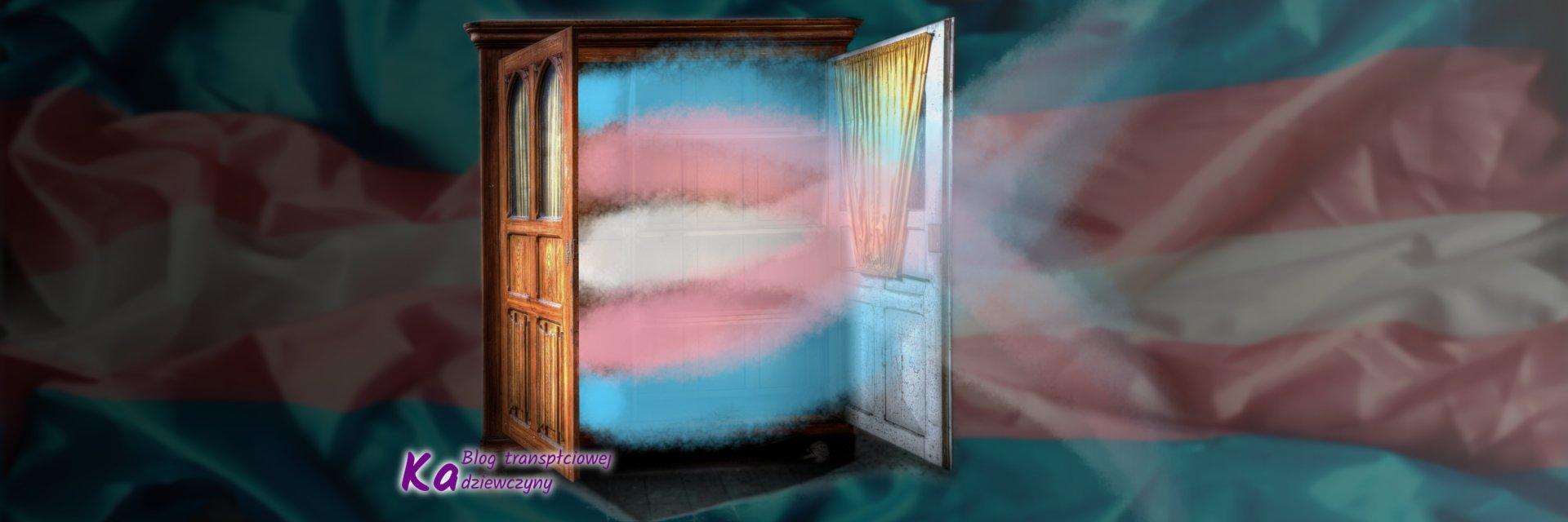 poradnik coming out, jak wyjść z szafy, jak pomóc osobie transpłciowej