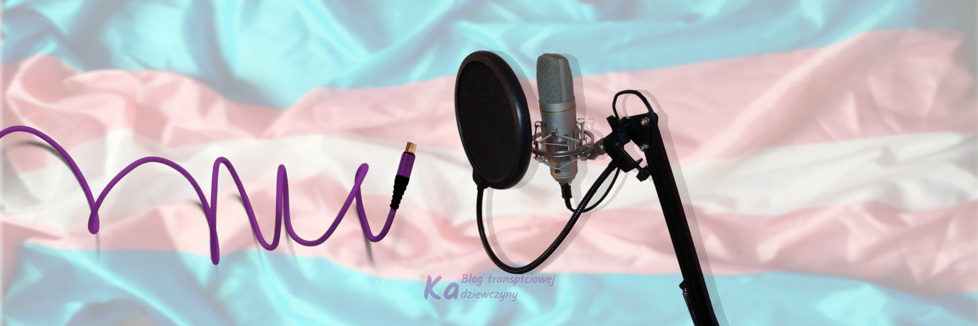 Zbiórka na utrzymanie, 2020, mikrofon na ramieniu i kabel