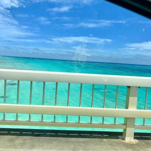 橋からの海