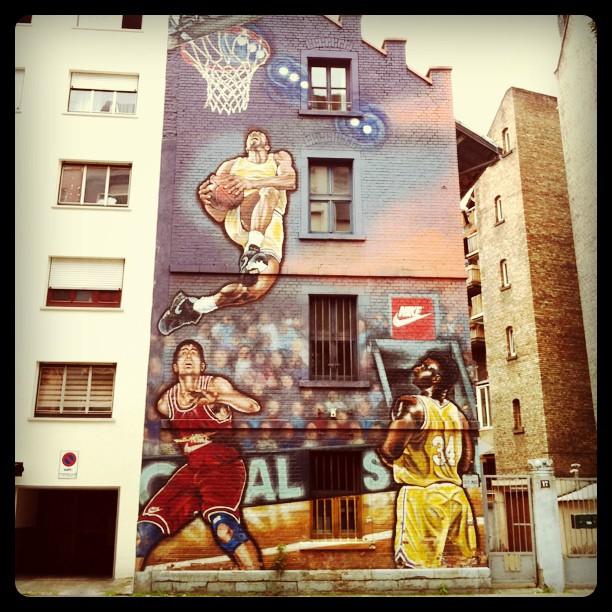 Façade d'immeuble rue d'Obernai