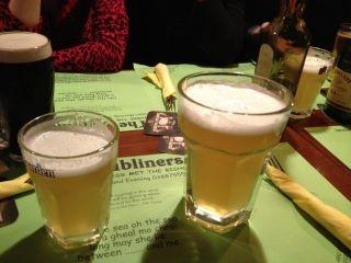 bar Hoogarden-Dubliners-Strasbourg