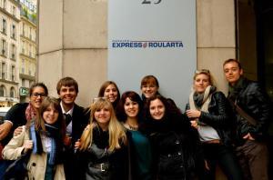 défi-grandes-ecoles-lexpress-equipe-strasbourg ECS Strasbourg