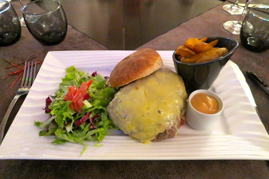 Mon Burger Franc Comtois : Miam ! diligence