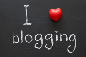 love blogging blog