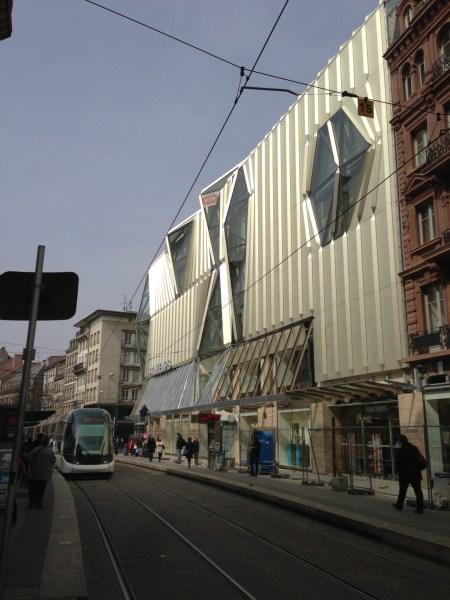 Nouveau_Printemps_Strasbourg_25_façade PRINTEMPS Strasbourg