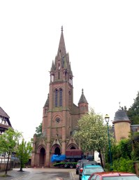 Eglise de Froeschwiller