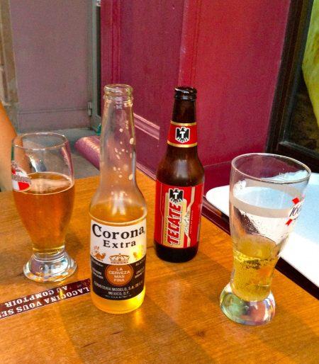 LACOCINA terrasse bières