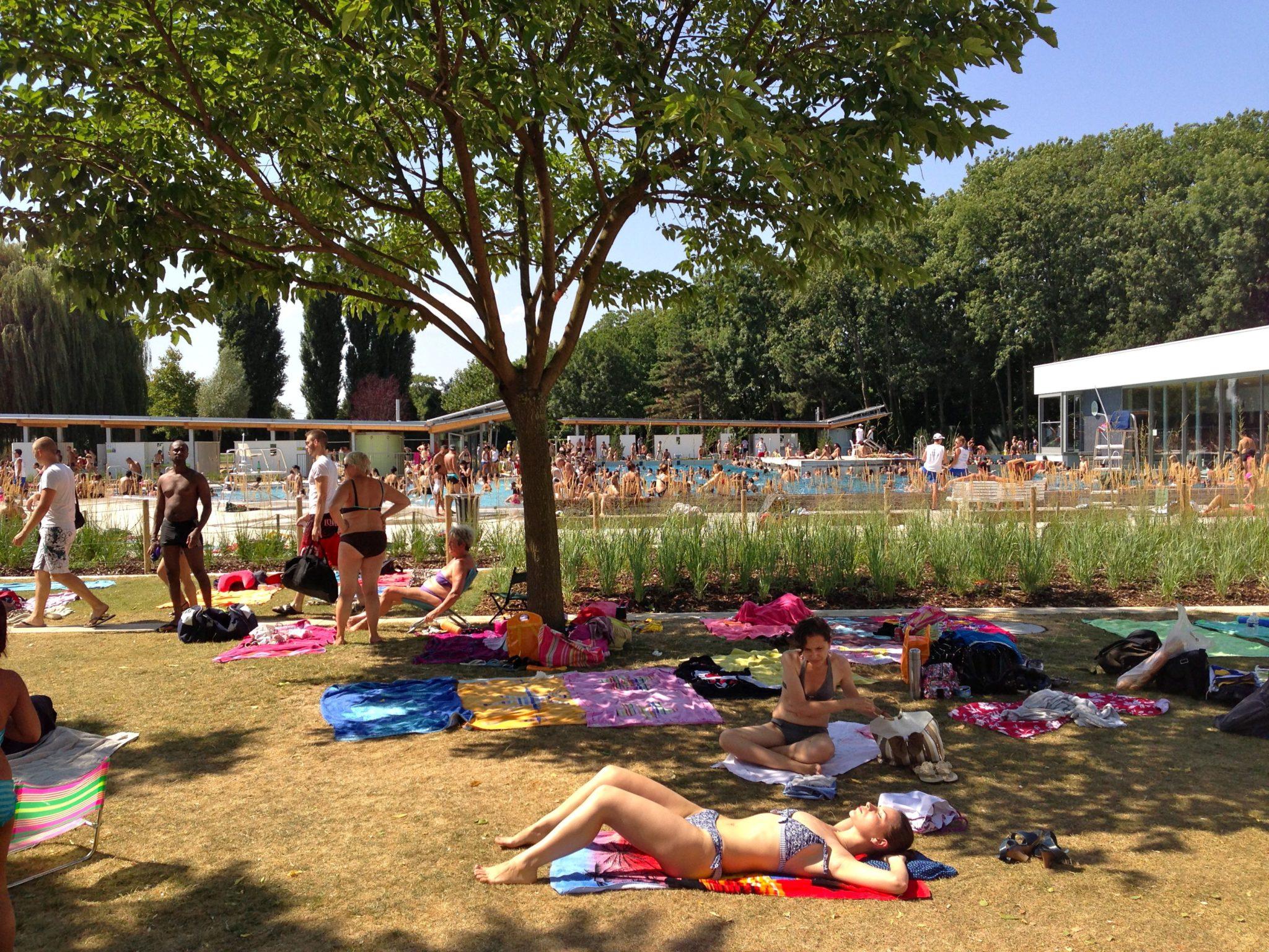 Kapou test n 30 apr s midi d 39 t la piscine du wacken - Piscine municipale exterieure strasbourg ...