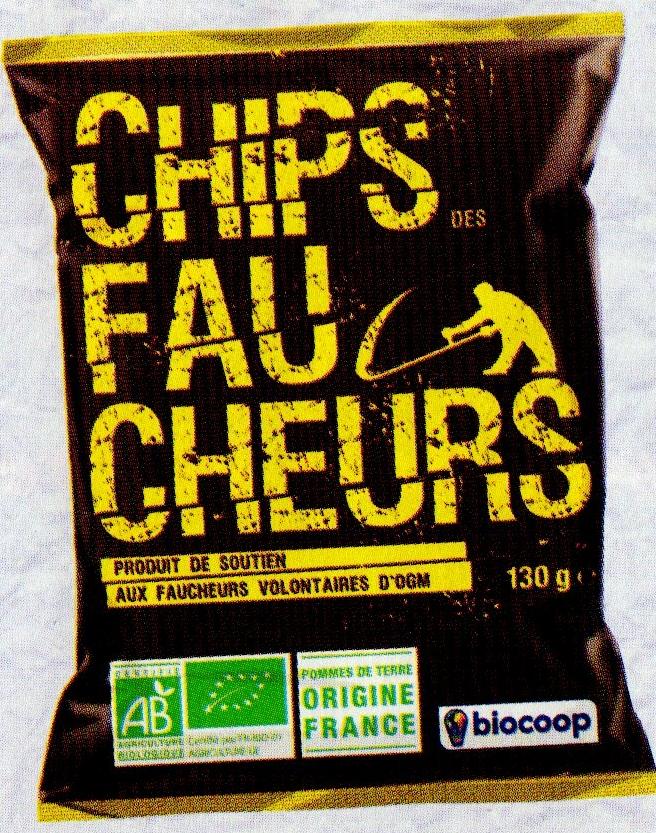 chips des faucheurs