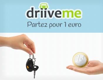 DriiveMe.com logo