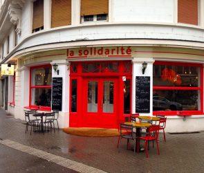 Brasserie La Solidarité Strasbourg Quartier Place des Halles