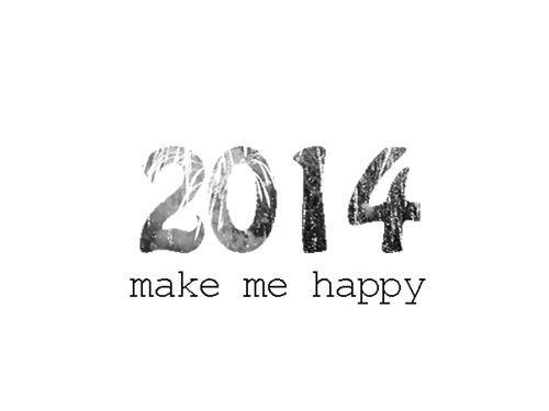 10 bonne raisons de croire (encore) en 2014