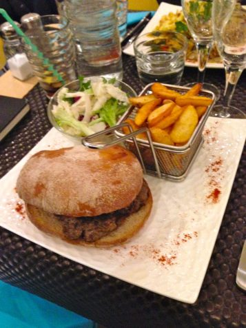 Papa Rock Stub Illkirch burger