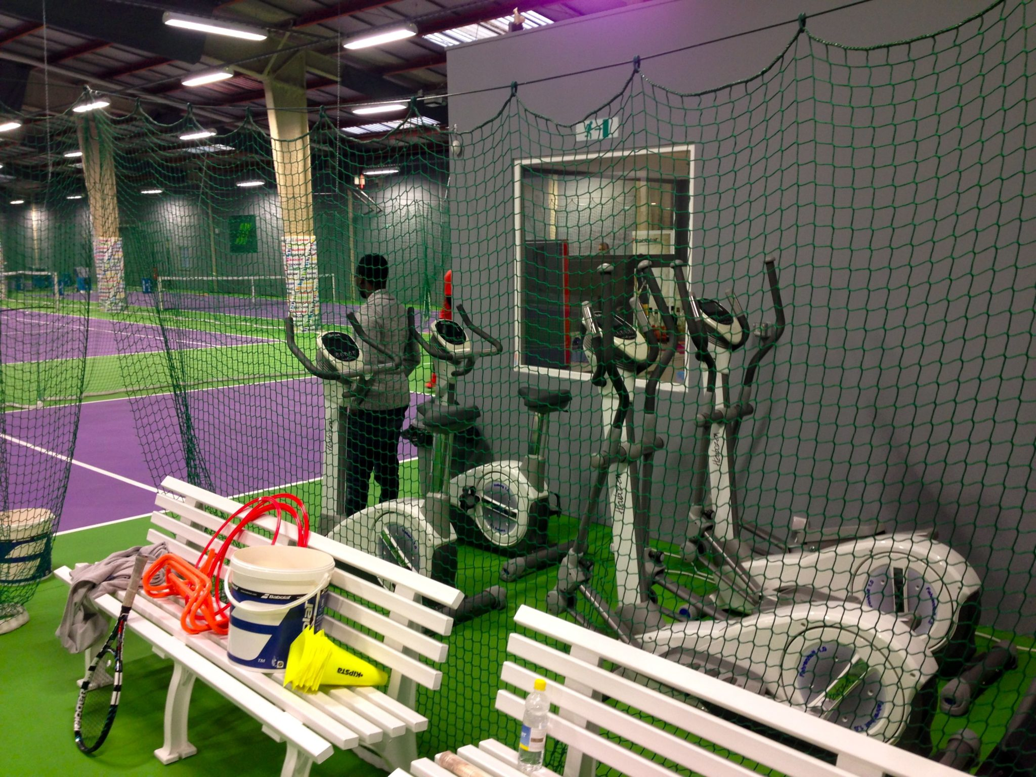 my tennis experience test03