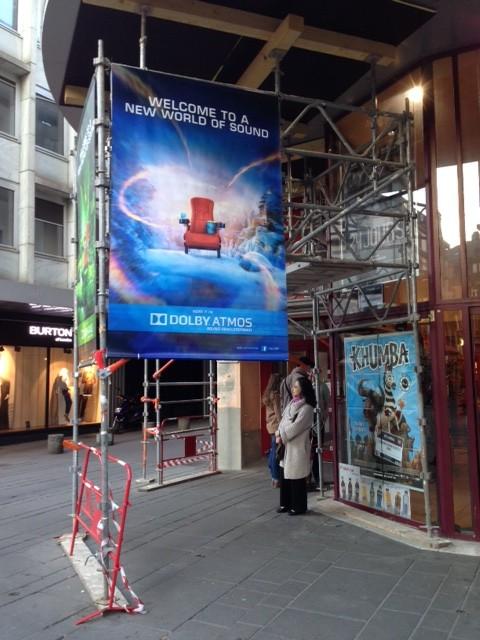 cinéma VOX Strasbourg DOLBY ATMOS