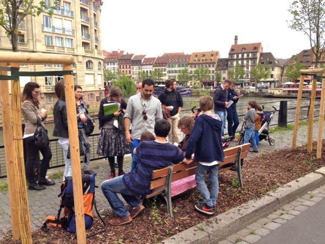 QuiVeutPisterStrasbourg jeu de piste Strasbourg tourisme enquête indice résultats