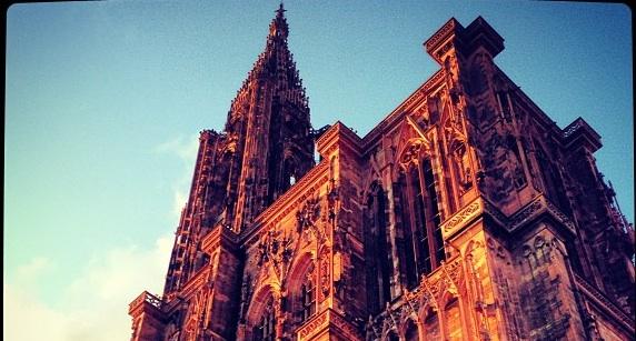 monument prefere des francais France 2 1 cathedrale