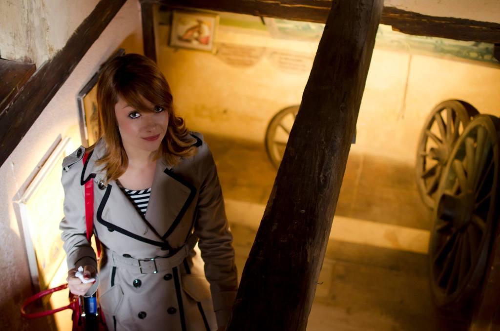 sandrine portrait blogkapoue Strasbourg 2