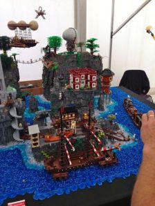 Fana'Briques 2014 LEGO Rosheim