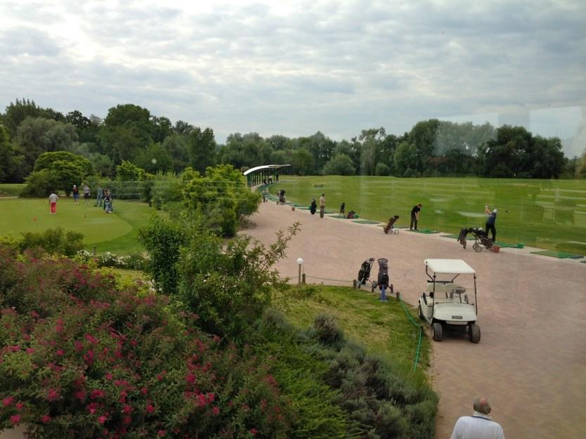 Golf du Fort illkirch Strasbourg