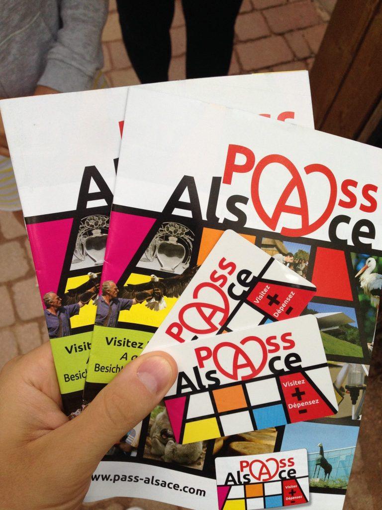 Pass'Alsace cartes et guide