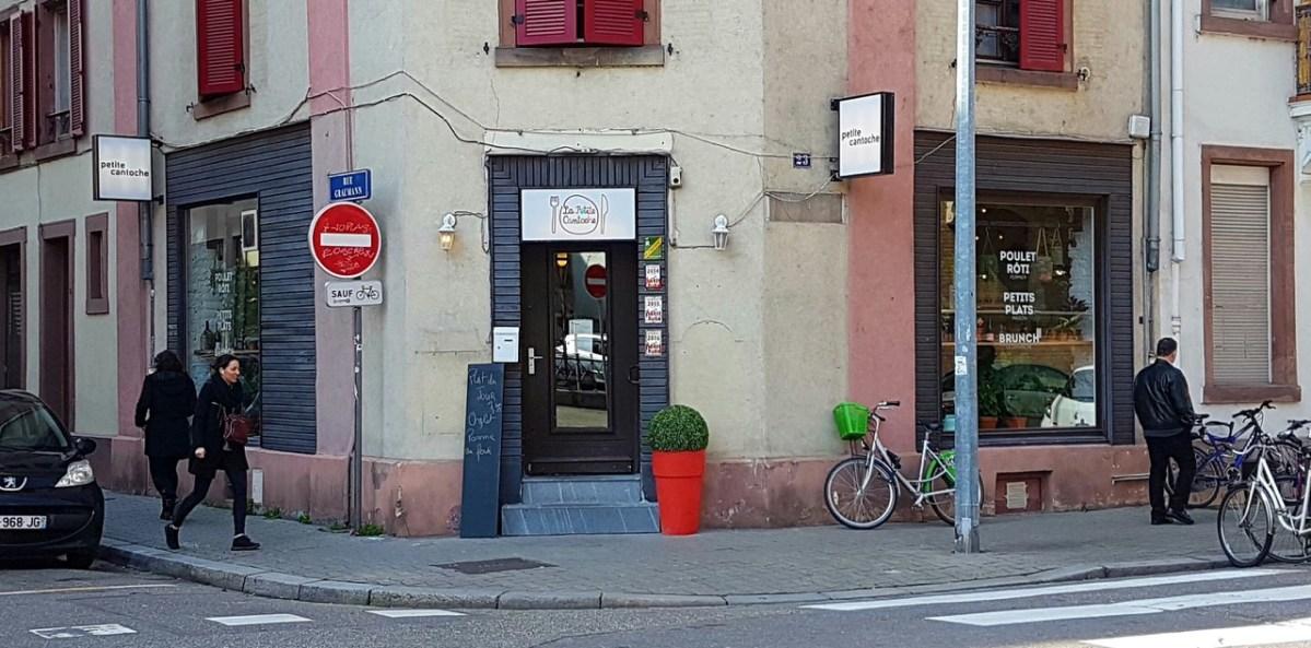 Kapoué test n°46: Petite Cantoche à Strasbourg