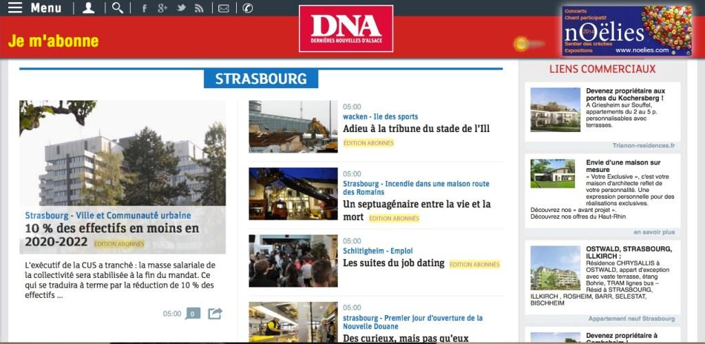 DNA.FR nouvelle version 2