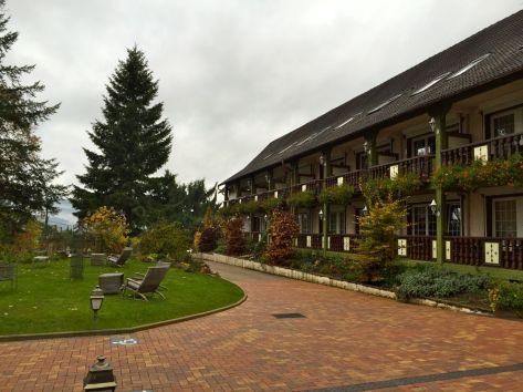 Hotel spa la Cheneaudiere alsace bas rhin34