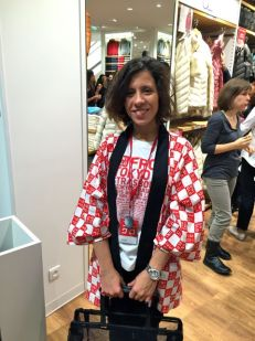 UNIQLO Strasbourg magasin shopping mode homme femme enfant