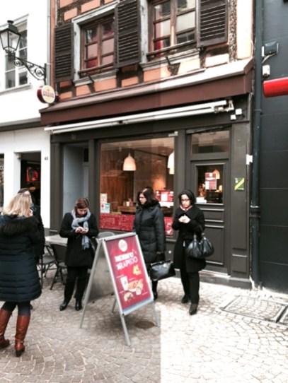 Fresh Burritos Strasbourg facade