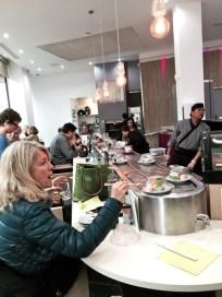 Resto Sushi's au centre ville de Strasbourg