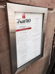 KAT40 restaurant bar strasbourg 7