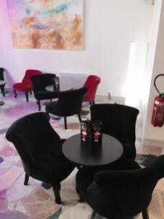 KAT40 restaurant bar strasbourg lounge