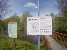 VITABOUCLE carte boucles Strasbourg glacis panneau