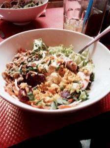 Poids Plume restaurant Bistrot Viet Strasbourg plat