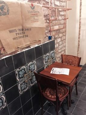 SMOKEY BROTHERS Strasbourg pastrami krutenau table