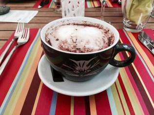 Villa Schmidt brunch Strasbourg dimanche jardin 2 rives chocolat chaud